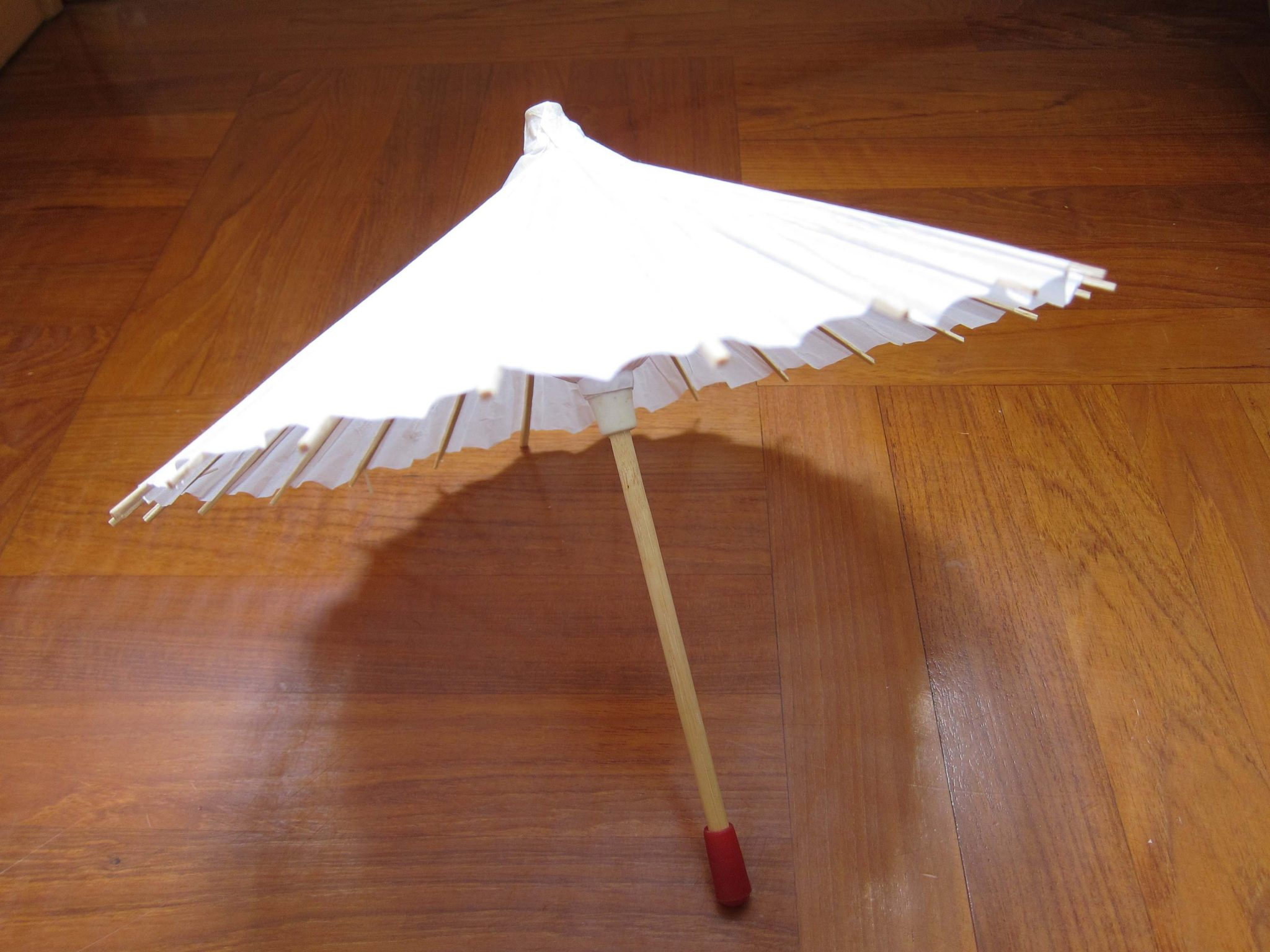 paper craft paper umbrella2