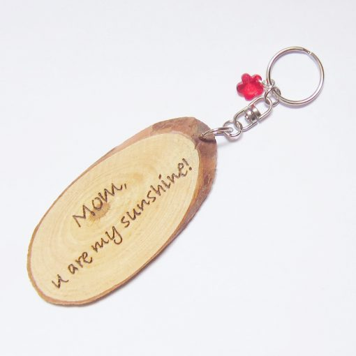 personalized keyring
