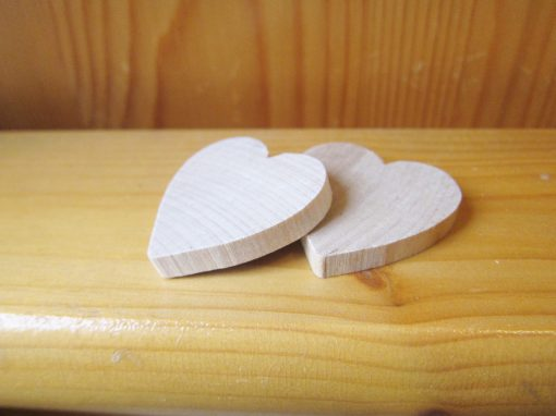 diy heart magnet
